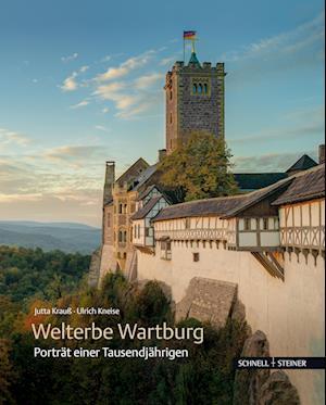 Bog, hardback Welterbe Wartburg