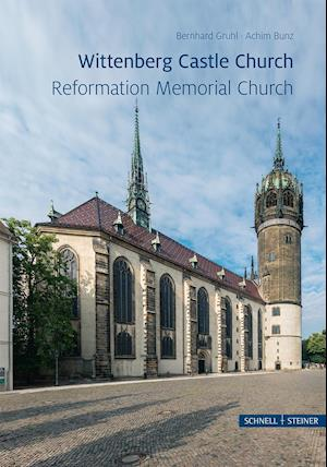 Bog, hardback Wittenberg Castle Church af Bernhard Gruhl