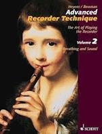 Advanced Recorder Technique (nr. 2)
