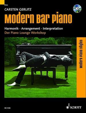Modern Piano Styles: Modern Bar Piano