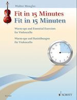 Fit in 15 Minutes / Fit in 15 Minuten