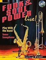 Funk & Soul Power Live! (Play With the Band)