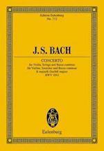 Violin Concerto No. 2, Bwv 1042