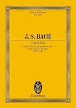 """Cantata No. 106, """"Actus Tragicus"""""""
