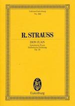 Don Juan Op. 20