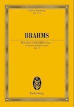 Piano Concerto 1 Op. 15 D Mn af Johannes Brahms