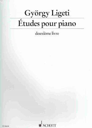 Etudes Pour Piano - Volume 1