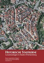 Historische Stadtkerne (Arbeitshefte Landesamt Fur Denkmalpflege Im Regierungspras, nr. 22)