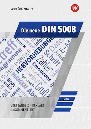 Die neue DIN 5008. Schülerband