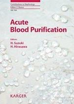 Acute Blood Purification (CONTRIBUTIONS TO NEPHROLOGY)