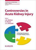 Controversies in Acute Kidney Injury (CONTRIBUTIONS TO NEPHROLOGY)