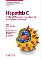 Hepatitis C in Renal Disease, Hemiodialysis and Transplantation (CONTRIBUTIONS TO NEPHROLOGY)