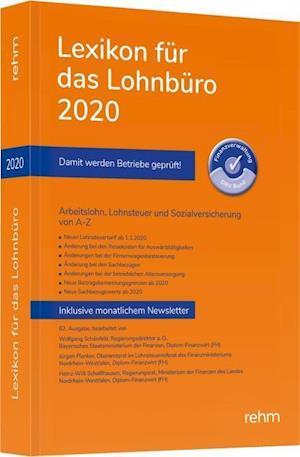 Lexikon für das Lohnbüro 2020