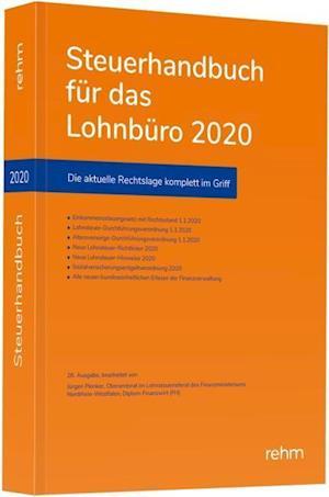 Steuerhandbuch für das Lohnbüro 2020