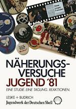 Naherungsversuche Jugend '81 af Arthur Fischer, Margot Lang