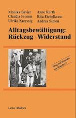 Alltagsbewaltigung af Claudia Fromm, Anne Kurth, Monika Savier