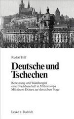 Deutsche und Tschechen af Rudolf Hilf