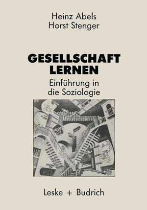 Bog, paperback Gesellschaft Lernen af Heinz Abels