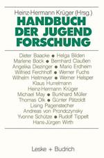 Handbuch der Jugendforschung af Heinz-Hermann Kruger