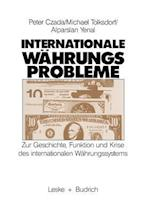 Internationale Währungsprobleme