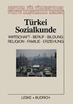 Turkei-Sozialkunde af Zentrum fur Turkeistudien