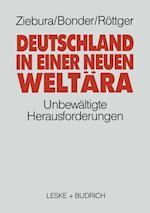 Deutschland in Einer Neuen Weltara af Bonder Michael, Gilbert Ziebura, Michael Bonder