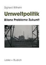 Umweltpolitik af Sighard Wilhelm