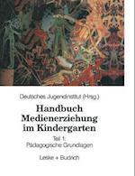 Handbuch Medienerziehung Im Kindergarten af Deutsches Jugendinstitut, Deutsches Jugendinstitut