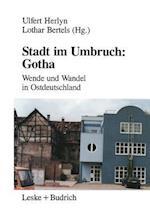 Stadt Im Umbruch