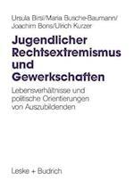 Jugenglishdlicher Rechtsextremismus Und Gewerkschaftenglish af Joachim Bons, Maria Busche-Baumann, Ursula Birsl