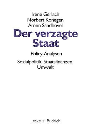 Der Verzagte Staat -- Policy-Analysen
