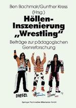 """Höllen-Inszenierung """"wrestling"""""""