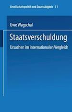 Staatsverschuldung af Uwe Wagschal, Uwe Wagschal