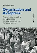 Organisation Und Akzeptanz af Bernhard Boll