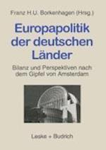 Europapolitik Der Deutschen Länder