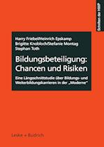 Bildungsbeteiligung af Harry Friebel, Brigitte Knobloch, Heinrich Epskamp