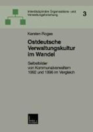 Ostdeutsche Verwaltungskultur Im Wandel