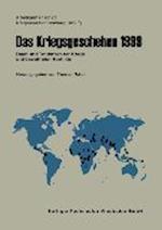Das Kriegsgeschehen 1999 af Thomas Rabehl, Thomas Rabehl