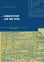 Georg Simmel Und Max Weber af Duk-Yung Kim, Tog-Yong Kim