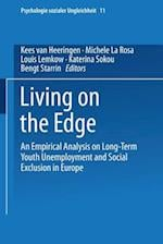 Living on the Edge : An Empirical Analysis on Long-Term Youth Unemployment and Social Exclusion in Europe