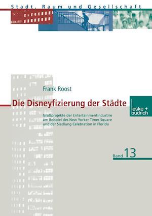 Die Disneyfizierung Der Städte
