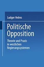 Politische Opposition af Ludger Helms