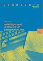 Weltburger Und Lokalpatrioten af Volker Heins