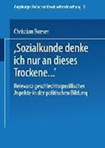 Bei Sozialkunde Denke Ich Nur an Dieses Trockene af Christian Boeser, Christian Boeser