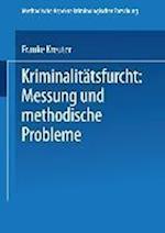 Kriminalitatsfurcht af Frauke Kreuter, Frauke Kreuter