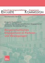 Bürgerschaftliches Engagement in Parteien Und Bewegungen