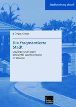 Die Fragmentierte Stadt af Georg Glasze
