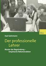Der Professionelle Lehrer af Axel Gehrmann