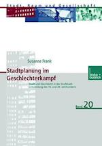 Stadtplanung Im Geschlechterkampf af Susanne Frank
