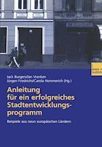 Anleitung Für Ein Erfolgreiches Stadtentwicklungsprogramm